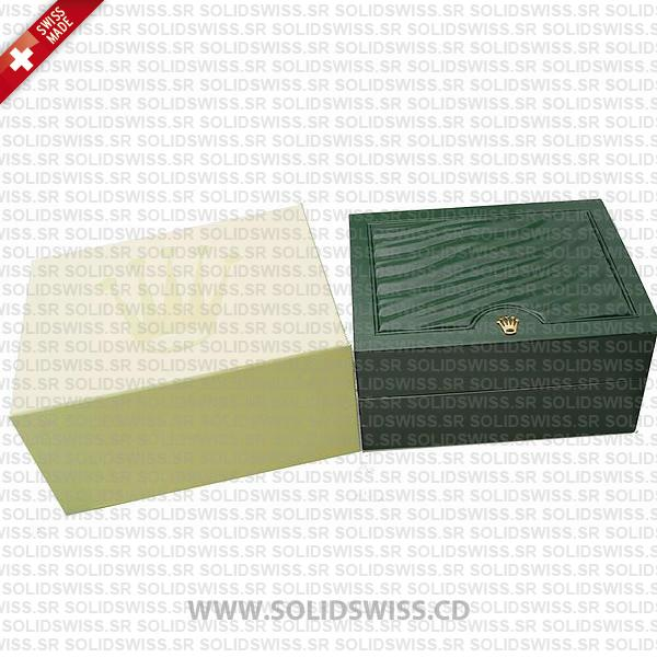 Rolex Box Set With Papers