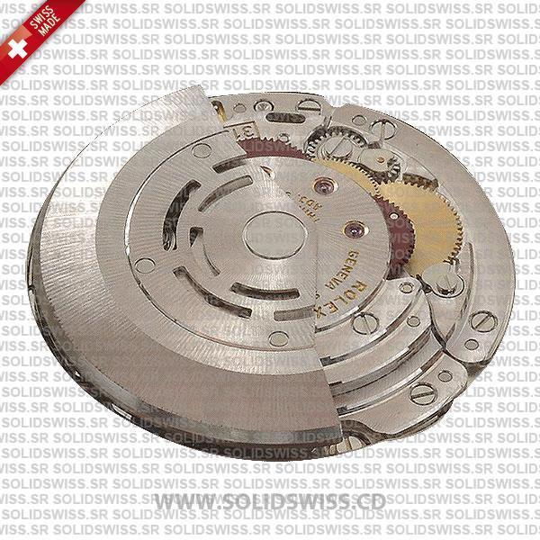 Rolex Submariner 2 Tone 904L Steel Black Dial 18K Yellow Gold Watch