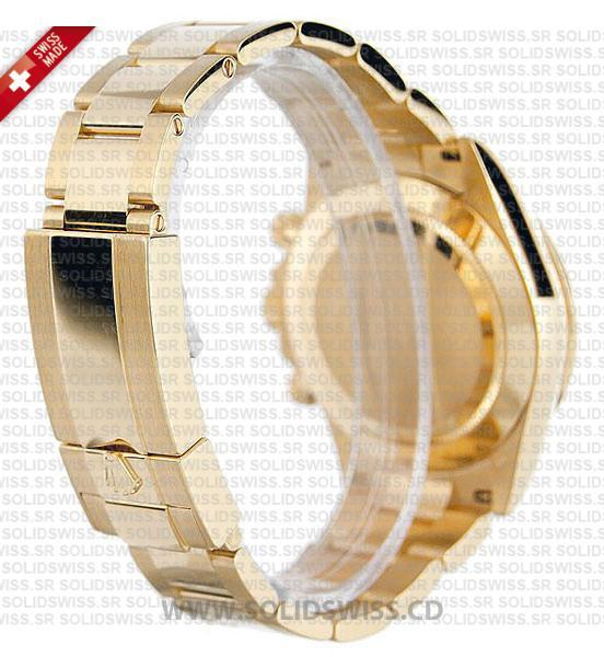 Rolex Daytona Gold Black