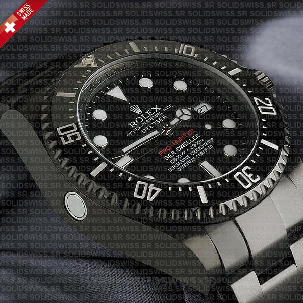 Rolex Deepsea Pro Hunter PVD Black Dial 44mm