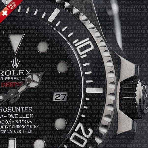 Rolex Deepsea Pro Hunter PVD Nato Strap 44mm