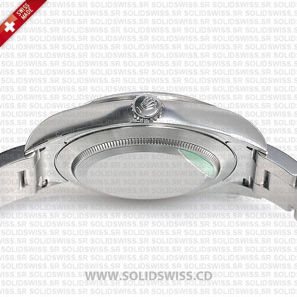 Rolex Explorer 1 Stainless Steel Black Dial Oyster Bracelet 39mm