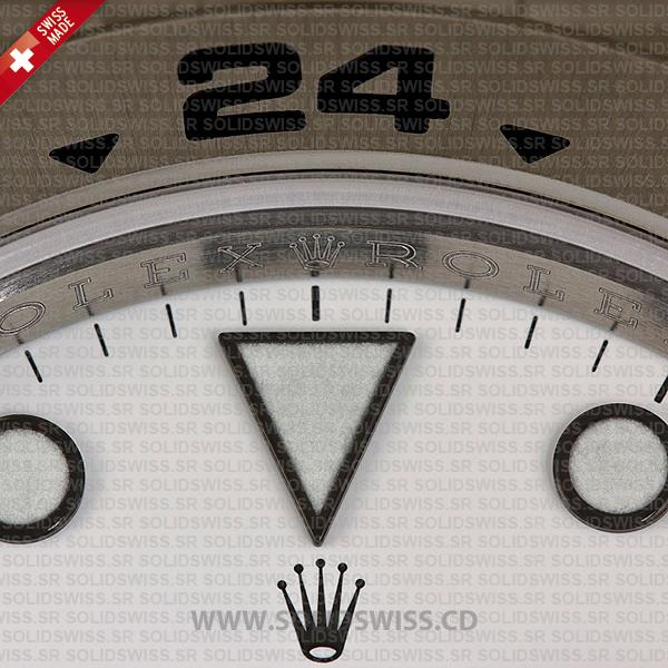 Rolex Explorer II Oyster Perpetual Date 904L Steel Watch