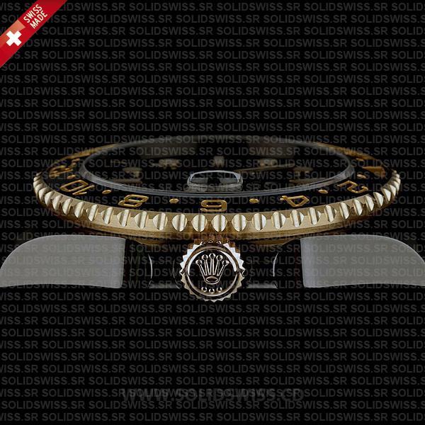 Rolex GMT-Master II Pro Hunter DLC Black Dial
