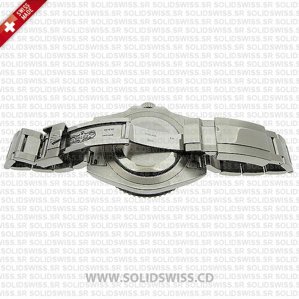 Rolex GMT-Master II SS Black Ceramic