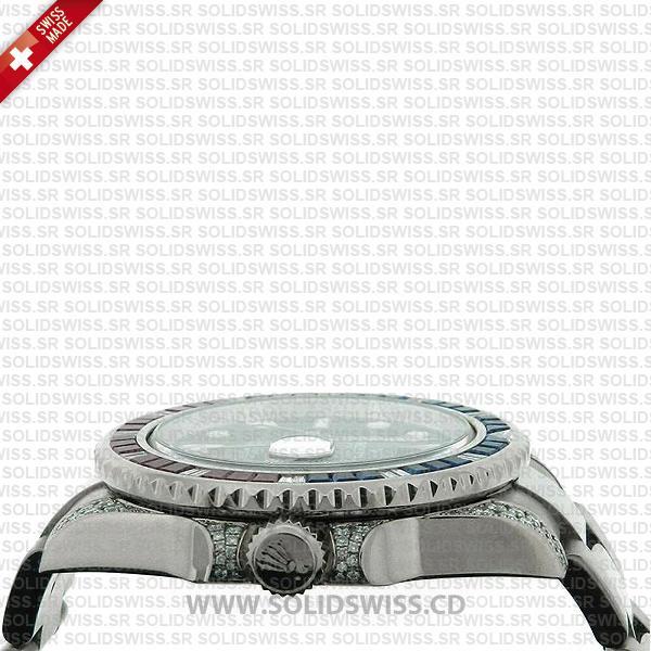 Rolex GMT-Master II Blue Red Ruby Replica Watch