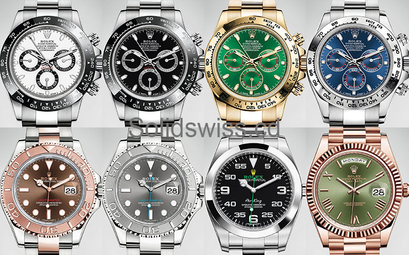 Basel 2016 Rolex Swiss Made Replica Watches   Solid Swiss