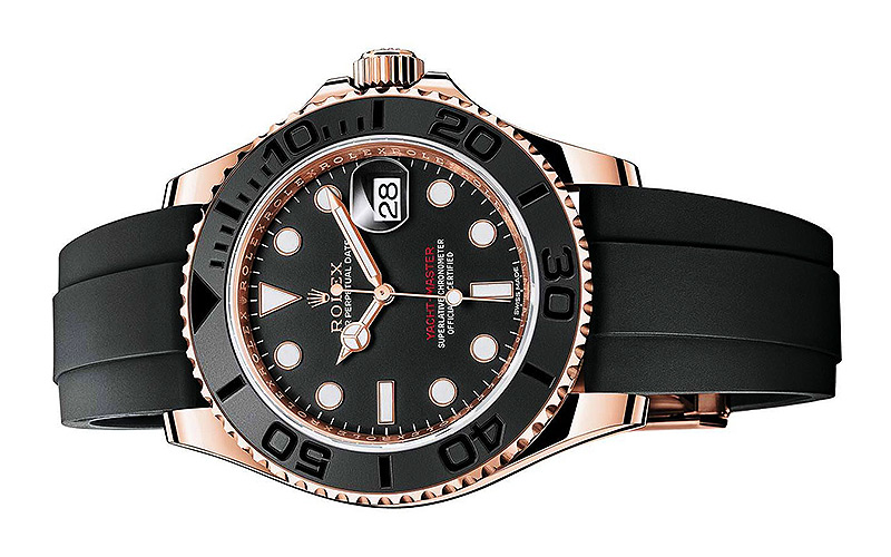 Rolex Yacht-Master Baselworld 2015 Rose Gold Replica Watch