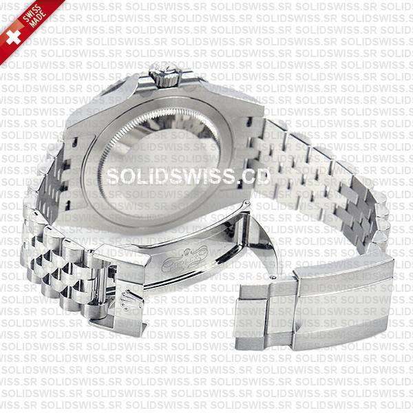 Rolex GMT-Master II Pepsi Steel Jubilee Bracelet