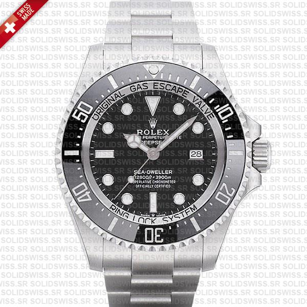 rolex deepsea 126660 swiss replica