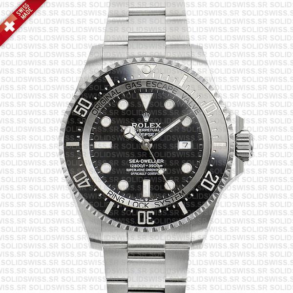 Rolex Deepsea Sea-Dweller 904L Steel