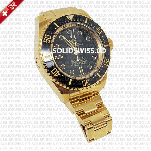 Rolex Deepsea 44mm, 18k Yellow Gold Limited Edition
