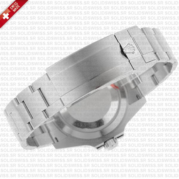 Rolex Submariner 41mm black dial with ceramic bezel