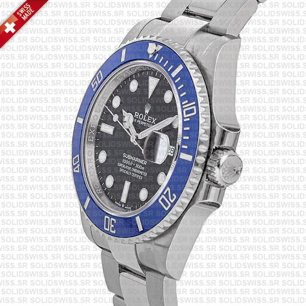 Rolex Submariner 41mm Blue Bezel