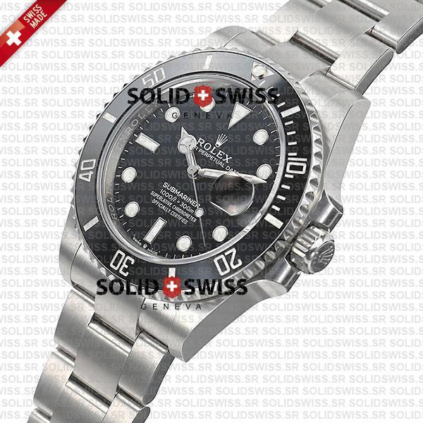 Rolex Submariner 904L Steel