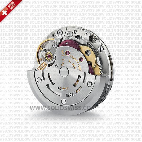 Rolex 2235 Swiss Clone Movement