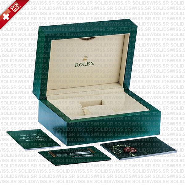 Free Rolex Clone Swiss Box Set