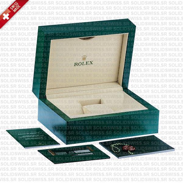 Rolex Sumbariner SS Black Ceramic Swiss Replica