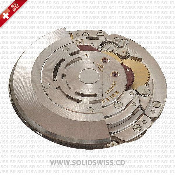 Solidswiss Rolex Clone Movement