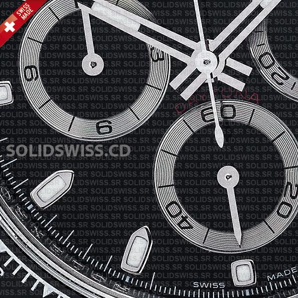 Rolex Oyster Perpetual Cosmograph Daytona Stainless Steel