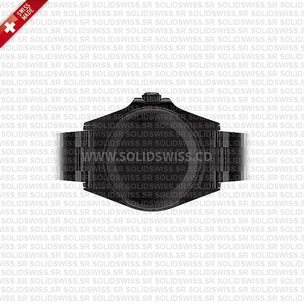 Rolex Sea-Dweller Deepsea PVD/DLC Coated Oyster Bracelet