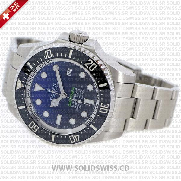 Rolex Sea-Dweller Oyster Perpetual 904L steel