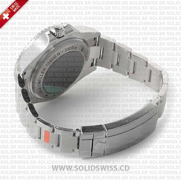 Rolex Sea-Dweller Deepsea D-Blue 116660 Watch