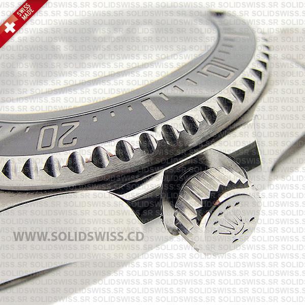 Rolex Deepsea Sea-Dweller 44mm Black Dial | 904L Steel Swiss Replica Watch