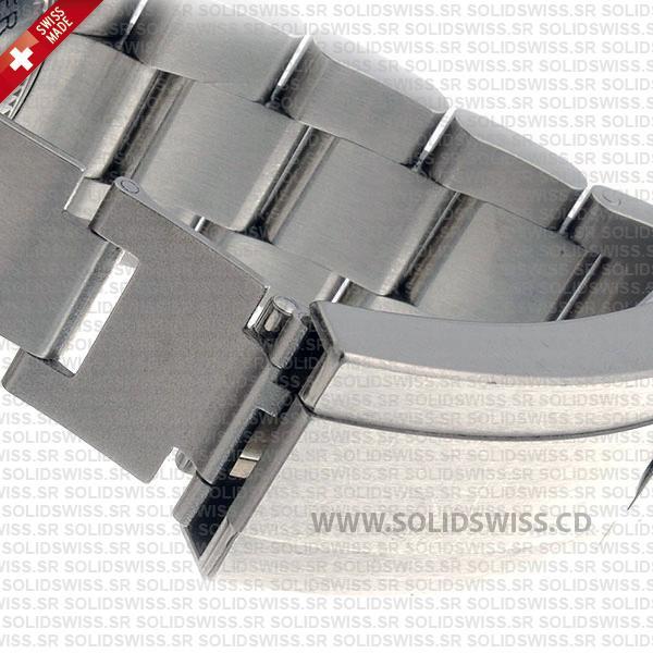 Rolex Sea-Dweller Deepsea Stainless Steel 44mm Swiss Replica
