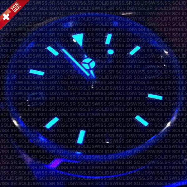 Rolex Explorer 1 39mm 904L Steel Swiss Replica Watch