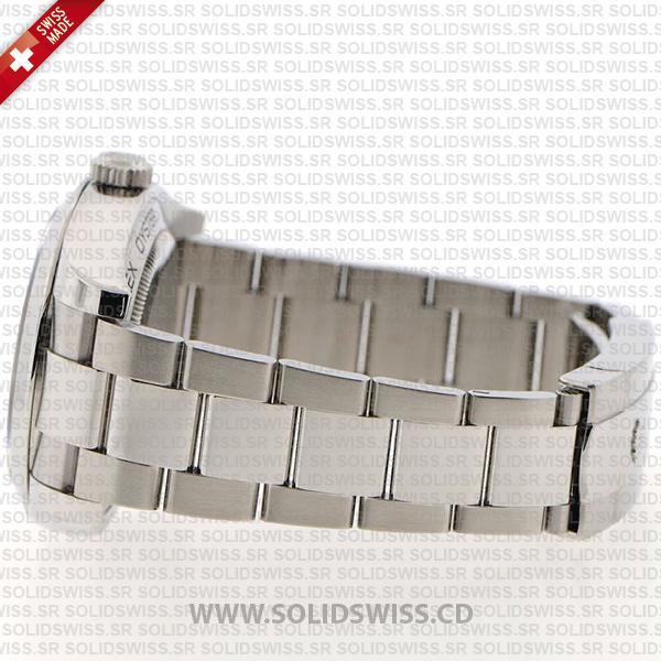 Rolex Milgauss Blue Dial Stainless Steel Oyster Bracelet