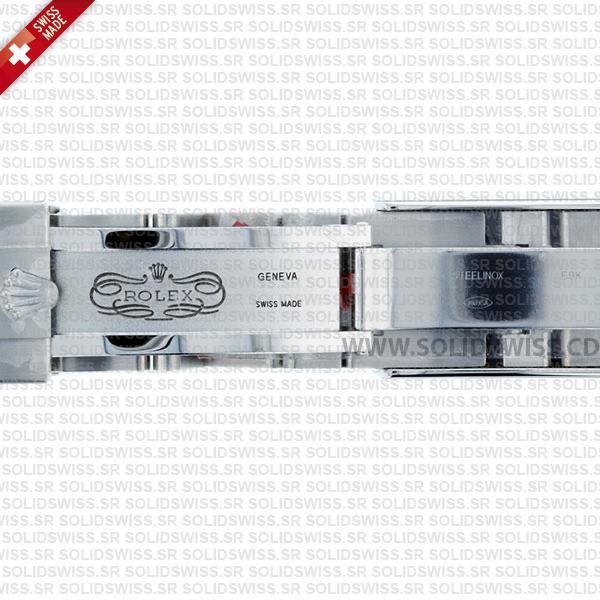 Rolex Sea-Dweller 4000 Stainless Steel Oyster Bracelet