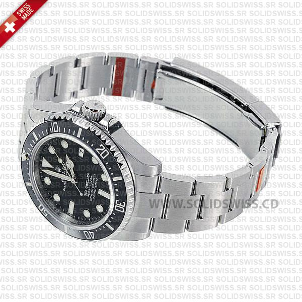 Rolex Sea-Dweller 4000 Black Dial 40mm