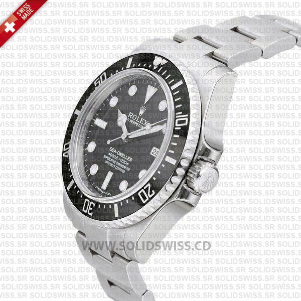 Rolex Sea-Dweller 4000 Black Dial