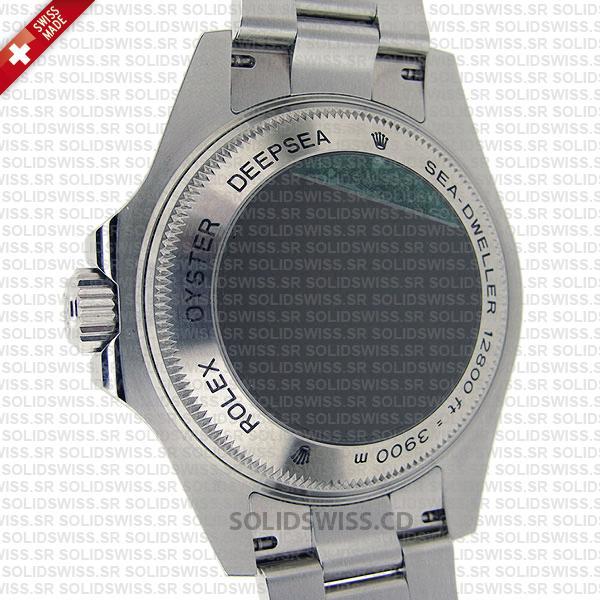 Rolex Deepsea D-Blue 904L steel