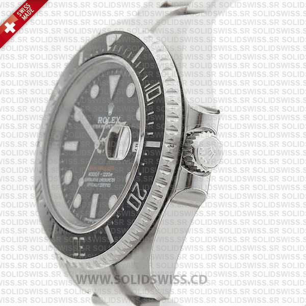 Rolex Sea-Dweller Oyster Perpetual 43mm Stainless Steel Date Replica Watch