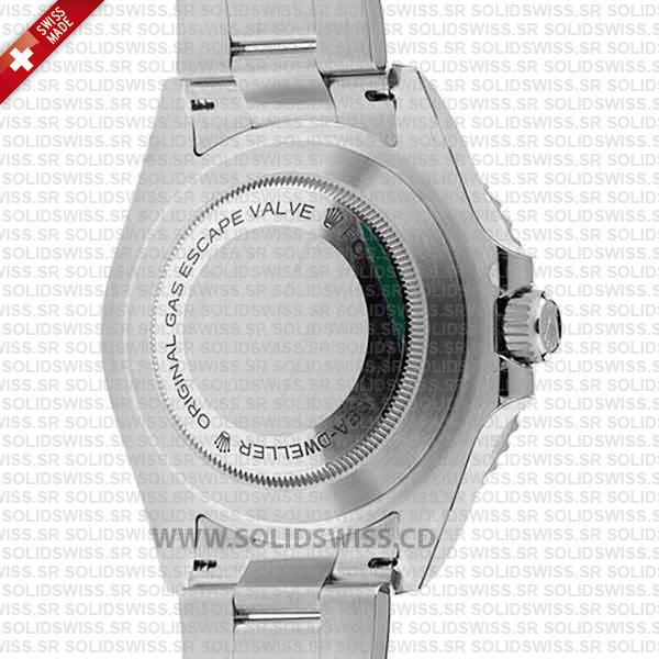 Rolex Sea-Dweller Oyster Perpetual Stainless Steel 43mm Date Watch