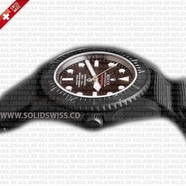 Pro Hunter Rolex Submariner NATO No-Date