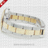Ladies Rolex Yacht-Master Two-Tone 18k Yellow Gold Stainless Steel 904L Steel Oyster Bracelet