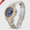 Rolex Yacht-Master 29mm 18k Yellow Gold / Steel 2 Tone Blue Dial Swiss Replica