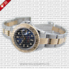 Rolex Yacht-Master Yellow Gold Blue Dial 29mm Two-Tone =