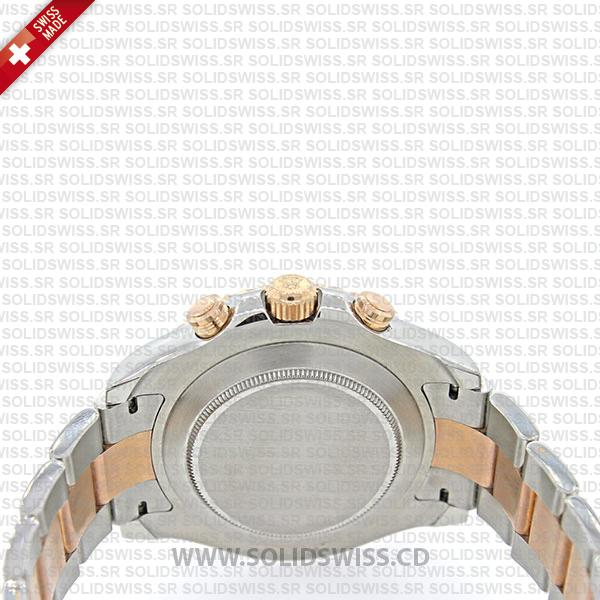 Rolex Yacht-Master II Two-Tone 18k Rose Gold 44mm Steel Oyster Bracelet