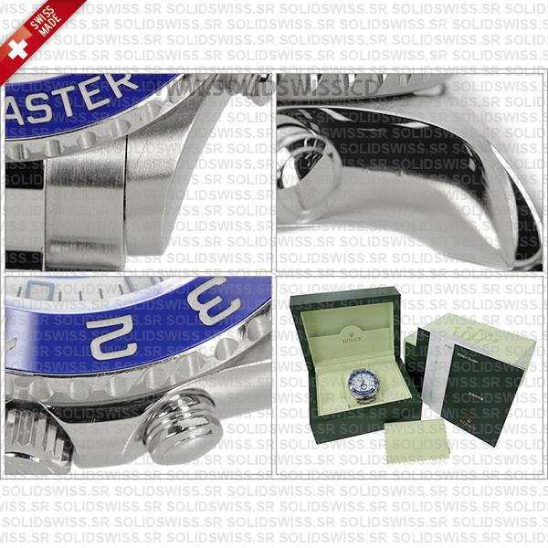 Rolex Yacht-Master II Stainless Steel White Dial 44mm