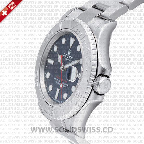 Rolex Yacht-Master Stainless Steel Blue Dial Replica