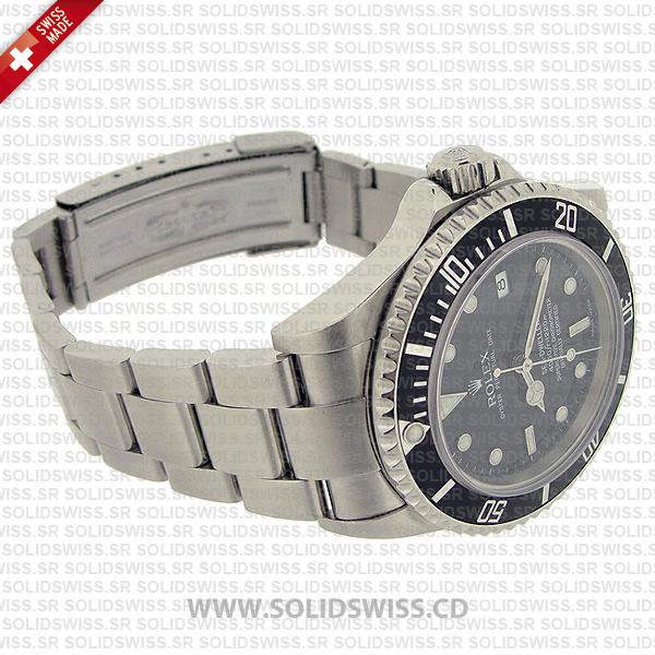 Rolex Sea-Dweller Oyster Perpetual 904L Stainless Steel