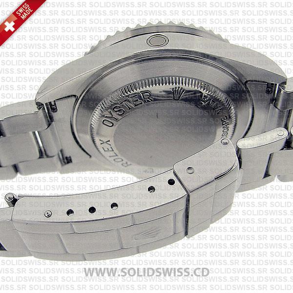 Rolex Sea Deweller 904L Stainless Steel