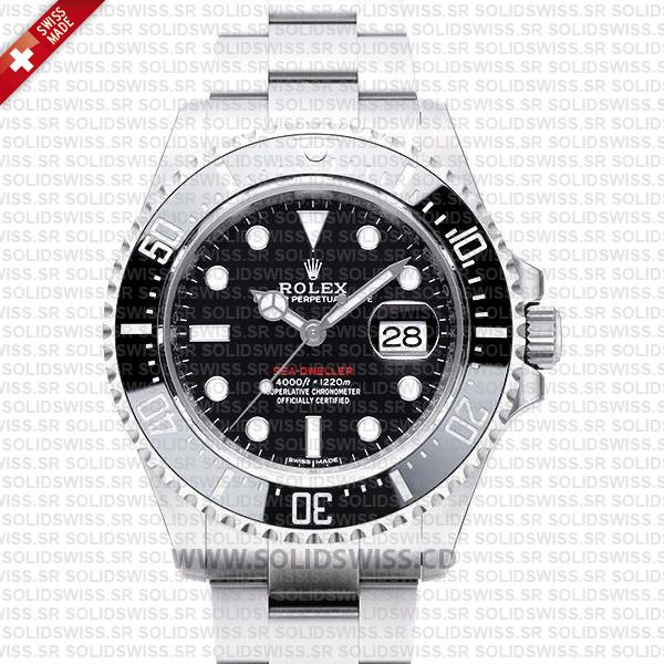 Rolex Sea Deweller 43mm SS Solidswiss.cd Swiss Replica