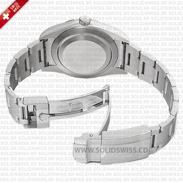 Rolex Explorer Baselworld 2016 Black Dial Oyster Bracelet