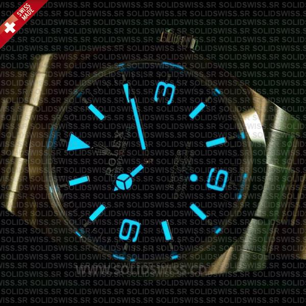 Rolex Explorer I 2016 Baselworld Steel Black Dial 39mm Swiss Replica
