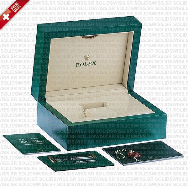 Rolex Yacht-Master Rose Gold Black Ceramic 40mm